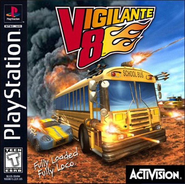 Download vigilante 8 rom.